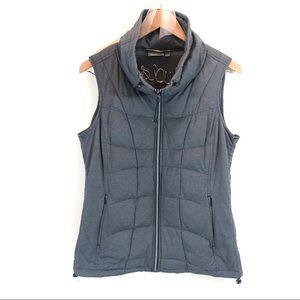 Athleta Vistaline Vest Flint Grey Heather